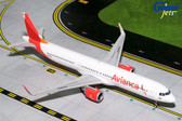 Gemini 200 Avianca Airbus A321 Neo Scale 1/200 G2AVA700 Due mid March 2018