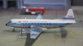 Herpa Trans Australian Airlines TAA Viscount 700 Scale 1/200 553391