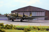 Corgi Boeing B-17F Flying Fortress, Memphis Belle  Scale 1/72 US33315