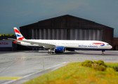 Gemini 200 British Airways Boeing 777-300 G-STBC Scale 1/200 G2BAW282
