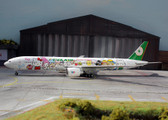 JC Wings Eva Air Boeing 777-300ER Scale 1/200 JC2350