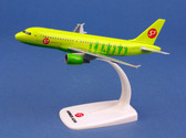 Herpa Wings S7 Airlines Airbus A319 VP-BHQ Scale 1/200 611909