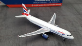 Gemini Jets British Airways Airbus  A320 G-BUSG Scale 1/400 GJBAW714