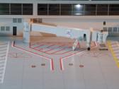 Gemini Jets Air Bridge Set 1 (x6 narrowbody) 1:400 GJARBRDG1