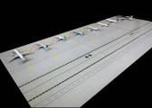Gemini Jets Airport Ramp Mat '2 piece' Scale 1/400 GJAPS005