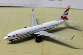 Gemini Jets British Airways Boeing 737-800 Scale 1/400 GJBAW1335 CK