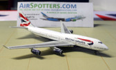 Gemini Jets British Airways Boeing 747-400 Scale 1/400 GJBAW1374 CK