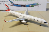 Gemini Jets British Airways OPEN SKIES Boeing 757-200 Scale 1/400 G-BPEK GJBAW872 CK