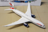 Gemini Jets British Airways Boeing 787-8 Dreamliner Scale 1/400 GJBAW1505 CK