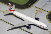 Gemini Jets British Airways Boeing 777-200ER Scale 1/400 GJBAW1416