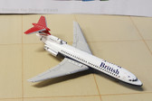 Gemini Jets British Hawker Siddeley Trident 2E Scale 1/400 GJBAW753