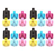 4 Compatible Sets of 6 HP 363 (HP363XL) Printer Ink Cartridges