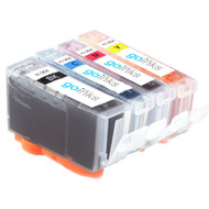 1 Compatible Set of 4 HP 364 (HP364XL) Printer Ink Cartridges