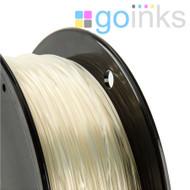 Go Inks Transparent 3D Printer Filament - 0.5KG (500g) - ABS - 1.75mm