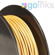 Go Inks Gold 3D Printer Filament - 0.5KG (500g) - ABS - 1.75mm
