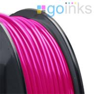 Go Inks Pink 3D Printer Filament - 0.5KG (500g) - PLA - 1.75mm