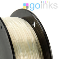 Go Inks Transparent 3D Printer Filament - 1KG - PLA - 1.75mm