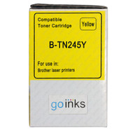 1 Yellow Compatible Brother TN245Y Laser Toner Cartridge