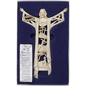 The Risen Christ Wall Cross