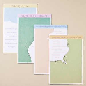 Thoughtful Greetings Thinking of You Boxed Cards