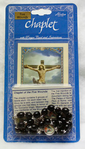 Rosary Chaplet of the Five Wounds