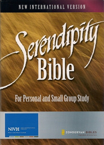 Serendipity Bible New International Version- Hardcover