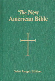Hardcover Large Print New American Bible