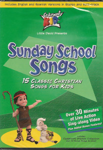 Sunday School Songs 15 Live Action Songs for Kids