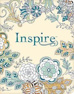 Inspire:The Bible For Creative Journaling - NLT