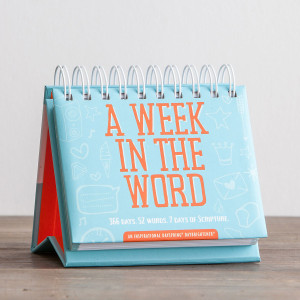 A Week in the Word Daybrightener
