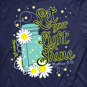 Lightning Bug Kids T-Shirt