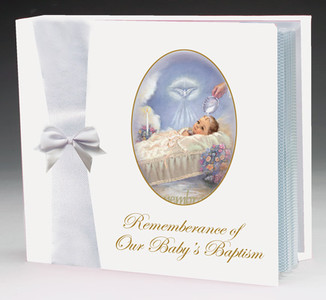 Our Baby's Baptism Photo Album