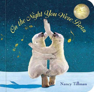 On the Night You Were Born by Nancy Tillman(board book)