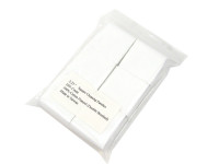 """CED Cleaning Cotton Flannel Patches - 2.25"""" - 250 Pieces"""
