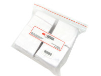 """CED Cleaning Cotton Flannel Patches - 3"""" - 250 Pieces"""