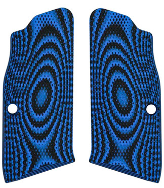 EAA / Tanfoglio Palm Swell Grips by LOK Grips Checkered