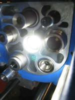 """Dillon Precision XL 650 """"Skylight"""" LED Lighting Kit by Inline Fabrication (LEDSKY650)"""