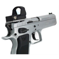 EAA / Tanfoglio Witness C-More RTS2 / Vortex Razor Optic Dot Mount by Henning