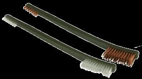 DAA Double-End Utility Brush - Nylon or Phosphor by Double Alpha Academy