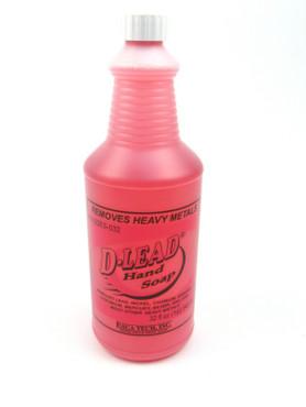 D-Lead 32oz Pink Hand Soap by ESCATECH