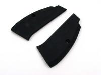Double Alpha Academy (DAA) CZ SP01 Shadow / CZ75 Series Aluminum Grips Black