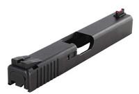 Dawson Precision Glock Fixed Competition Sight Set - Black Rear & Fiber Optic Front