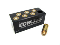 45 ACP 7-Hole Chamber Checker Case Gauge by EGW (70140)