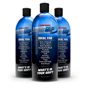 Liquid Grip  (Grip Enhancer) 8 fl oz Bottle
