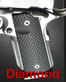 Techwell Grips for 1911 for Techwell Magwells Diamond