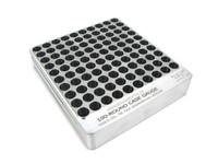 100-Hole .380 Chamber Checker Cartridge Case Gauge (CG380-100)