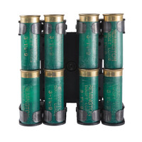 Ghost 360 Pro 8-Up Quad Load Shotgun Shotshell Holder - 3-Gun (SG-HSSP4)