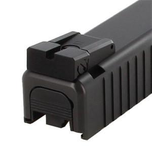 Dawson Precision Glock Adjustable Black Rear Sights (017-012)