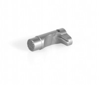 1911 / 2011 HD Higher Mag Catch Checkered in Stainless Steel by EGW