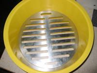 380 Shell Sorter Metal Plate (T1356-380)